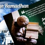 Merebut Kelebihan di Bulan Ramadhan