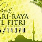 Selamat Hari Raya Eid 2016/1437H