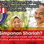 Simpanan Syariah di KWSP