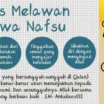Tazkirah Ramadhan | Cara Mengawal Hawa Nafsu